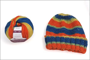 Chronicle #13: From Yarn to Hat