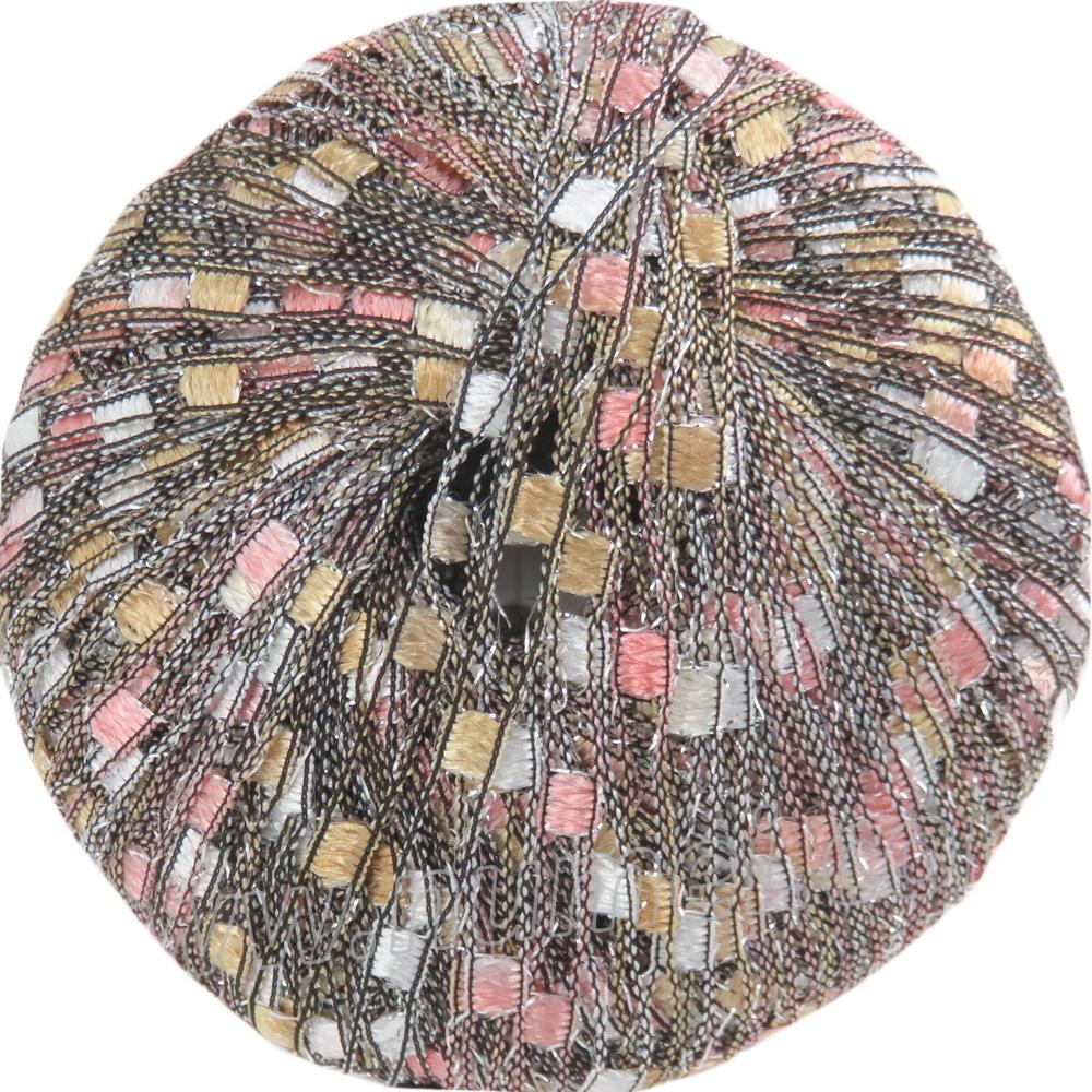 Ladder Ribbon Glitter 64 Freshwater Pearls