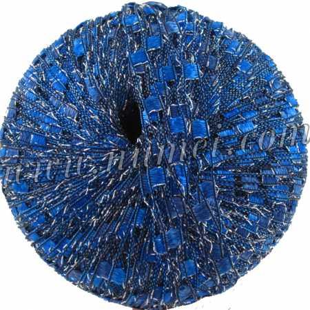 Berlini Ladder Ribbon Glitter 120 Brilliant Blue - 50g Ball