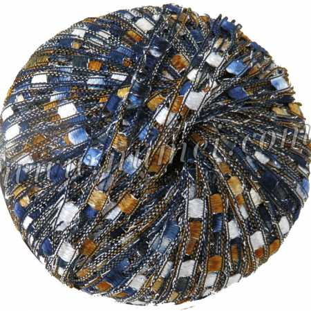 Berlini Ladder Ribbon Glitter 146 Prince - 50g Ball