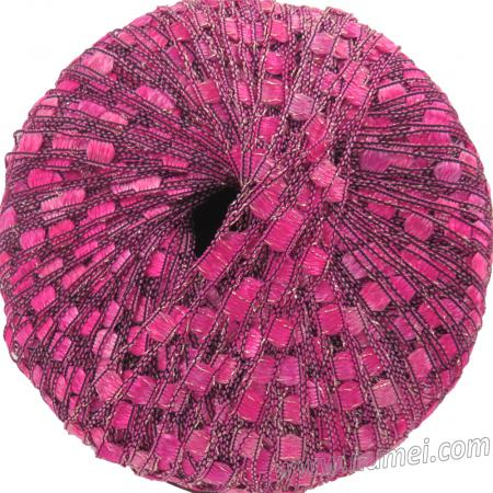 Berlini Ladder Ribbon Glitter 167 Magenta