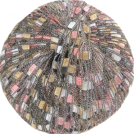 Ladder Ribbon Glitter 64 Freshwater Pearls