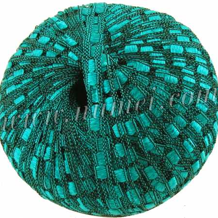 Berlini Ladder Ribbon 115 Rich Teal - 50g Ball