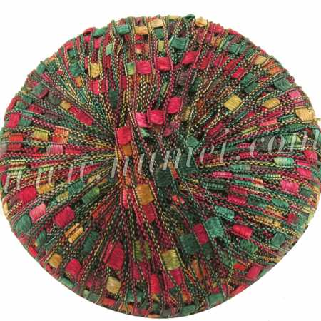 Berlini Ladder Ribbon 132 Toscana - 50g Ball