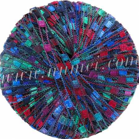Berlini Ladder Ribbon 143 Tapestry - 50g Ball