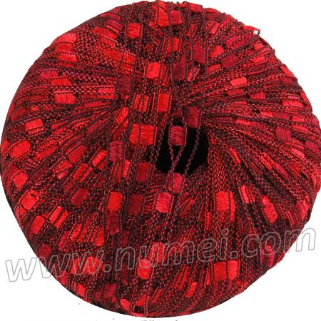 Berlini Ladder Ribbon 42 Bright Rose - 50g Ball