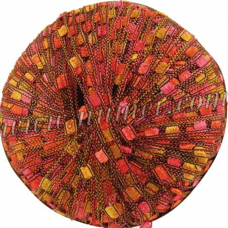 Berlini Ladder Ribbon 85 Tequila Sunrise - 50g Ball