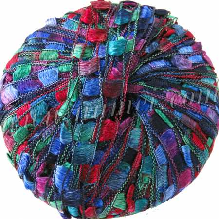 Berlini Ladder Ribbon Maxi 143 Tapestry - 50g Ball