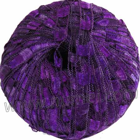 Berlini Ladder Ribbon Maxi 161 Purple Royale - 50g Ball
