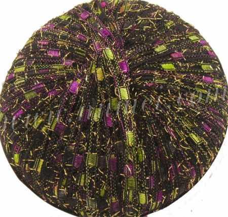 Berlini Ladder Ribbon Glitter 107 Grapevine - 50g Ball