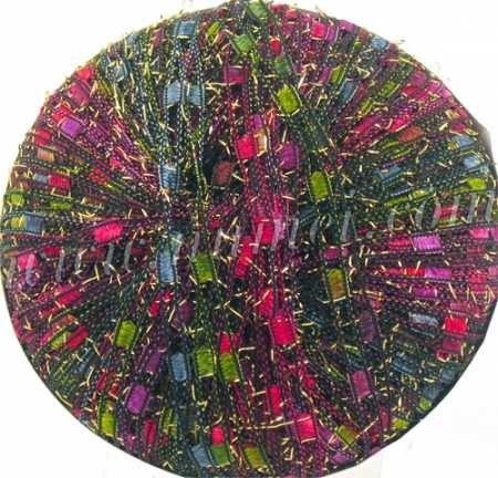 Berlini Ladder Ribbon Glitter 118 Hot Tropics - 50g Ball