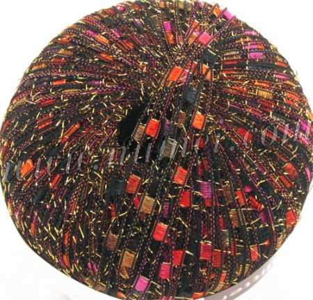 Berlini Ladder Ribbon Glitter 75 Vegas - 50g Ball