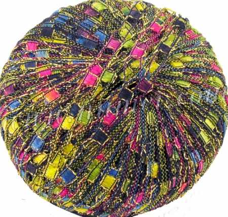 Berlini Ladder Ribbon Glitter 96 Paintbox - 50g Ball