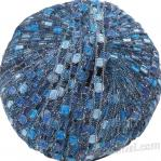 Berlini Ladder Ribbon Glitter 99 Blue Jazz
