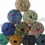 Berlini Ladder Ribbon Glitter AC1 Assorted Colors - Bag of 10