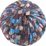 Berlini Ladder Ribbon Maxi 130 Blue Chocolate