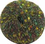 Berlini Ladder Ribbon Glitter 106 Evergreen Lot 31