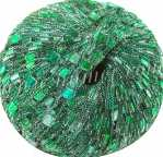 Berlini Ladder Ribbon Glitter 131 Green Tourmaline