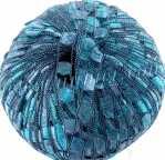 Berlini Ladder Ribbon Maxi 111 Turquoise