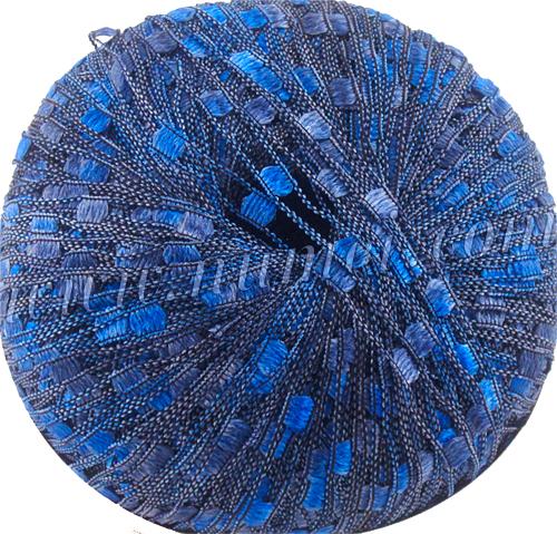 Berlini Ladder Ribbon 120 Brilliant Blue