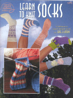 Books: Learn To Knit Socks