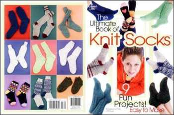 Books: The Ultimate Book of Knit Socks