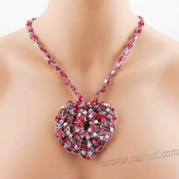 Crochet Pattern: Fashion Necklace CP-FN14