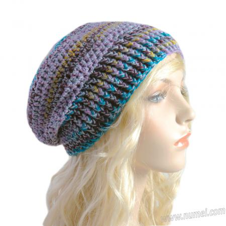 Crochet Pattern: Cora Hat