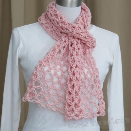 Crochet Pattern: Kelly Scarf