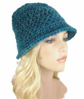 Crochet Pattern: Jaquelin Hat