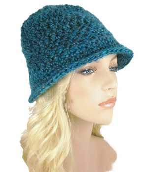 Crochet Pattern Jaquelin Hat