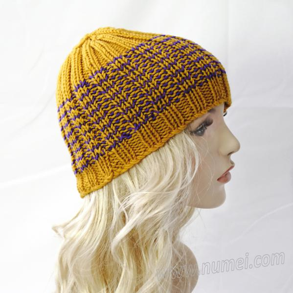 Clasico Ribbed Beanie Hat