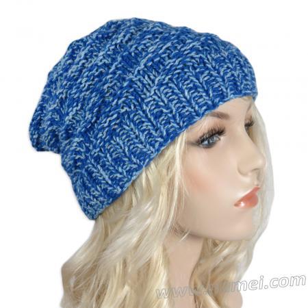Knitting Pattern: Monte Swirl Hat