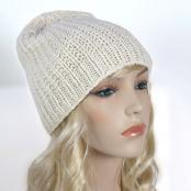 Knitting Pattern: Harper Rib Hat