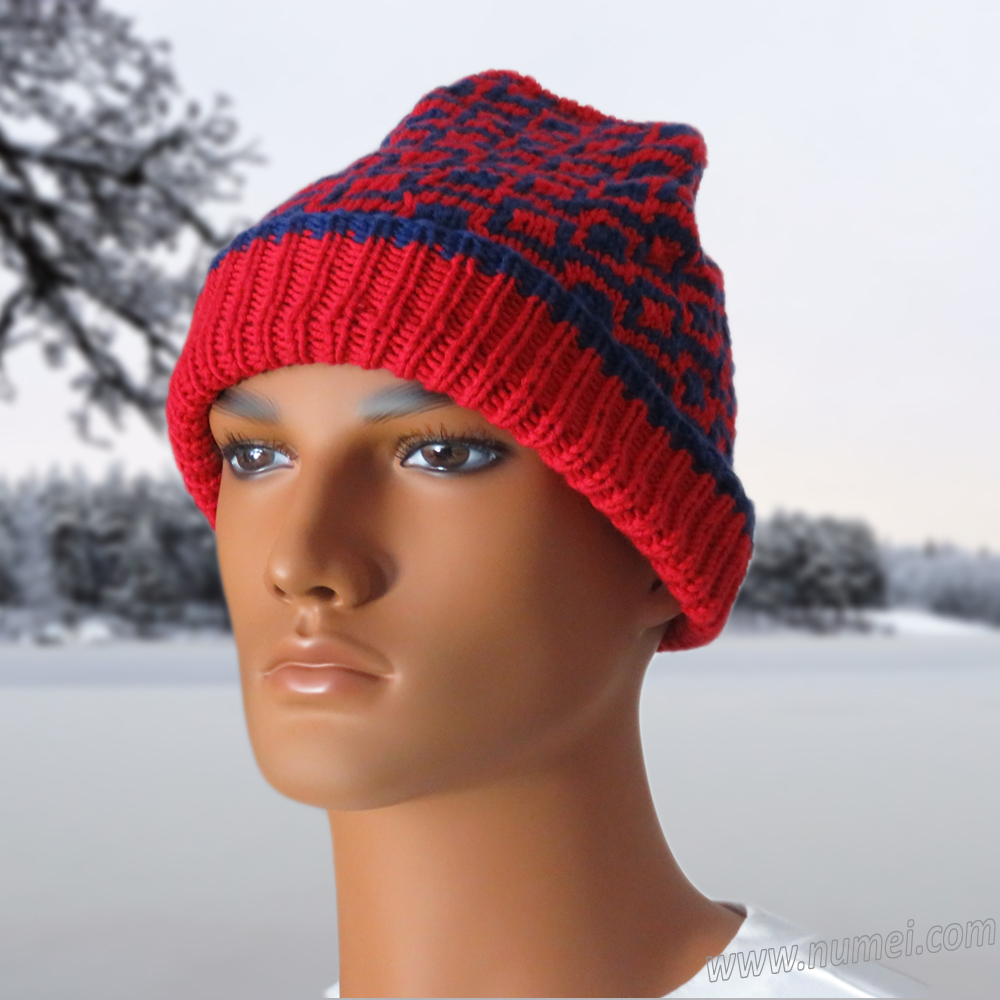 Knit and Crochet Hat Patterns at NuMei Yarn | numei.com