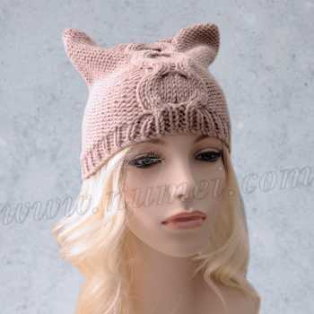 Knitting Pattern: Bambi Hat