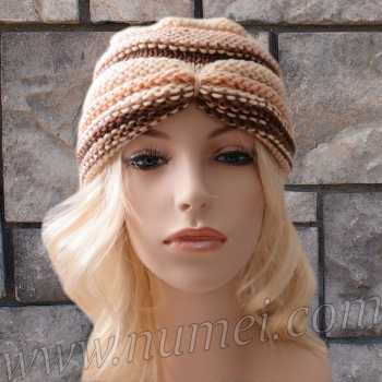 Knitting Pattern: Calista Turban Hat