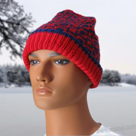 Knitting Pattern: Bedford Hat