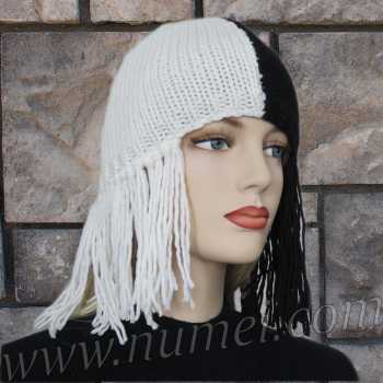 Knitting Pattern: Sia-Inspired Hat