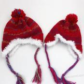 Knitting Pattern: Big Kid Lil' Kid Hats