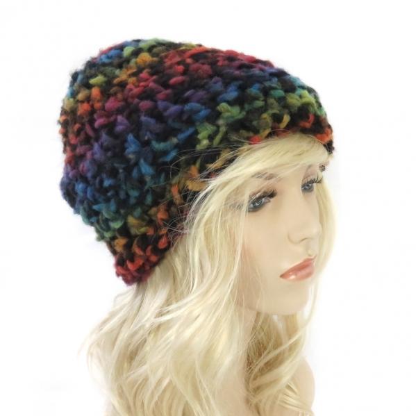 Free Crochet Pattern: Alamosa Bulky Hat
