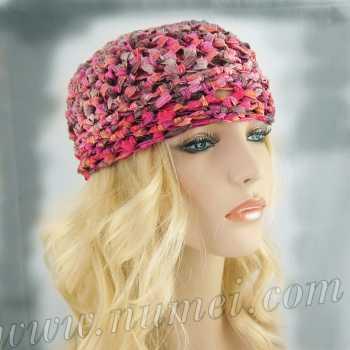 Free Crochet Pattern: Venuto Hat / Beanie