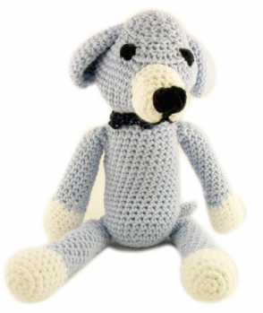 Free Crochet Pattern Tim the Puppy