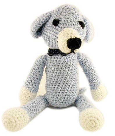 Free Crochet Pattern Tim The Puppy