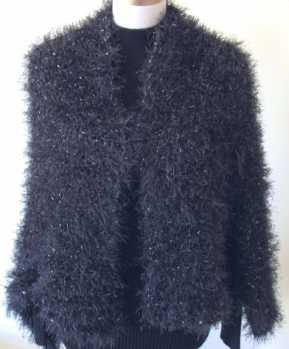 Free Knitting Pattern: Desire Furz Shrug