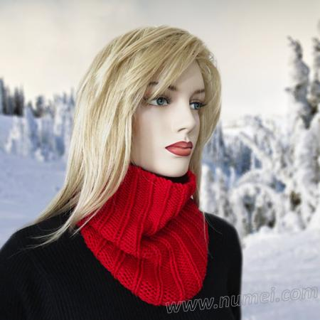 Free Knitting Pattern Appleton Cowl