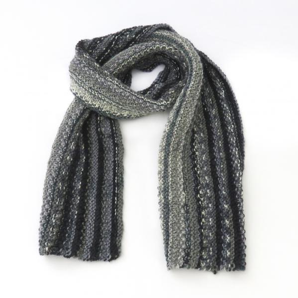 Free Knitting Pattern: Alex Scarf