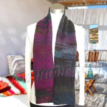 Free Knitting Pattern Audra Scarf