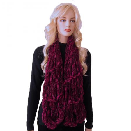 Milla Arm Knit Scarf