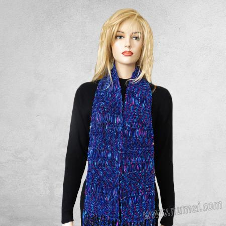 Free Knitting Pattern Madelyn Scarf